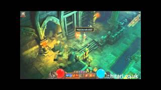 Diablo III Diablo 3 PC D3 Gameplay Official Trailer
