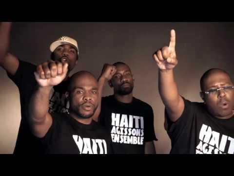 Un geste pour Haïti Cherie (clip officiel)