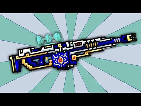 PROBANDO TERCER OJO EN PIXEL GUN 3D   Pixel Gun 3D   enriquemovie