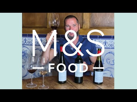 A taste of Fred Sirieix (and our Classics wine range)   M&S FOOD