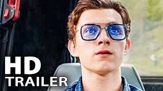 SPIDER-MAN Far From Home: Peter Parker as Tony Stark Trailer (2019)