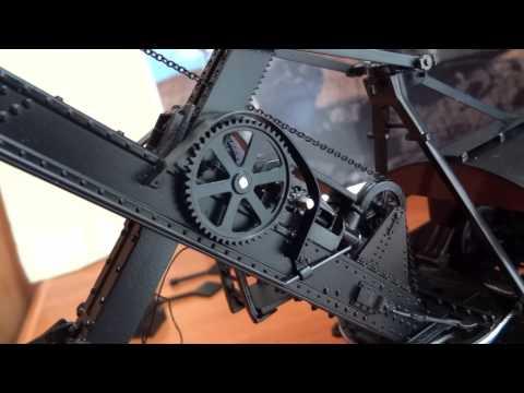 Bucyrus Steam shovel review