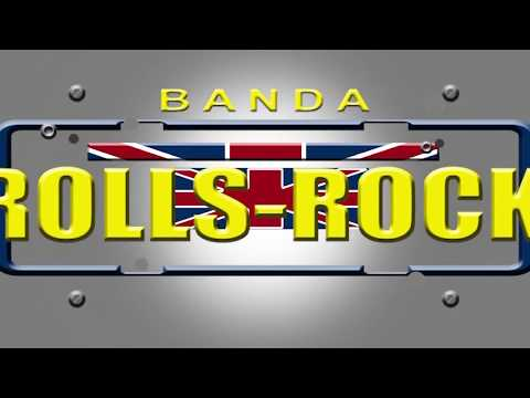 Rolls-Rock - ACDC - You Shook Me All Night Long