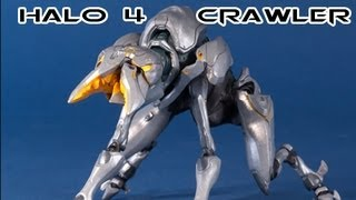 McFarlane HALO 4 CRAWLER Action Figure Review