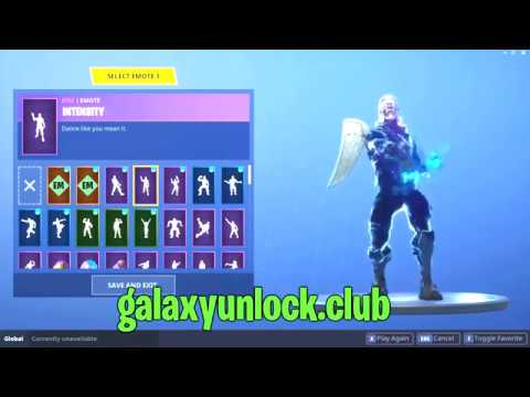 FREE Fortnite Galaxy Skin 🤑 How To Get Galaxy Skin FREE ...