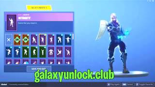FREE Fortnite Galaxy Skin 🤑 How To Get Galaxy Skin FREE 🤑 FREE Fortnite Skins
