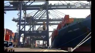 Karachi Port Trust, KICT Is The  First Container Terminal At KPT, Www.kictl.com