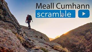Meall Cumhann Scramble: A Hidden Highland Gem