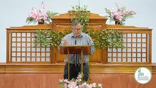 Estudo Bíblico - Rev. Robson Pires Gripp - 17/06/2020
