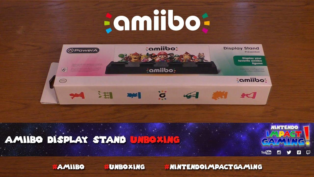 display stand amiibo