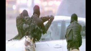 استعراض ابطال قوات الطواري الخاصة حج 1434 هـ