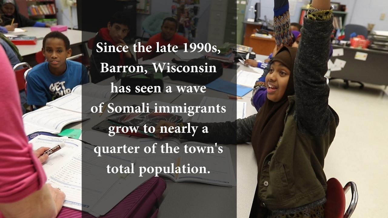 Somali refugees, Barron community work to bridge cultural divide