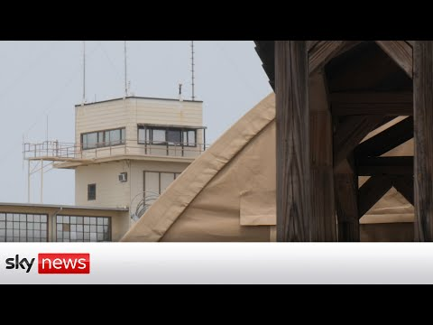 Inside Guantanamo Bay - the most controversial prison in the world