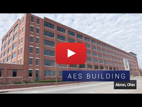 AES Building | Downtown Akron, OH | Premier Office Location