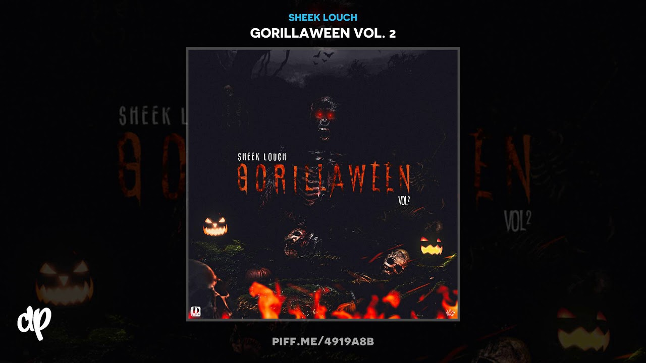 Sheek Louch - Cold Nights And Carhartts [Gorillaween]