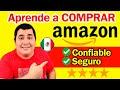 Como COMPRAR En AMAZON MEXICO Por PRIMERA VEZ 2021: GUIA Paso a Paso: Seguro y Confiable✅