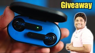 Giveaway | boAt Airdopes 461 Bluetooth Headset Unboxing & Review | True Wireless Earbuds