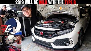 BIG MOD PLANS for my Honda Civic Type R (FK8)