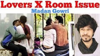 My Life: Lovers X Room   Tamil   Madan Gowri   MG