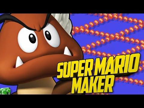 Das ÜBERTRIEBENE LEVEL!! - Super Mario Maker #07 [Deutsch/HD]