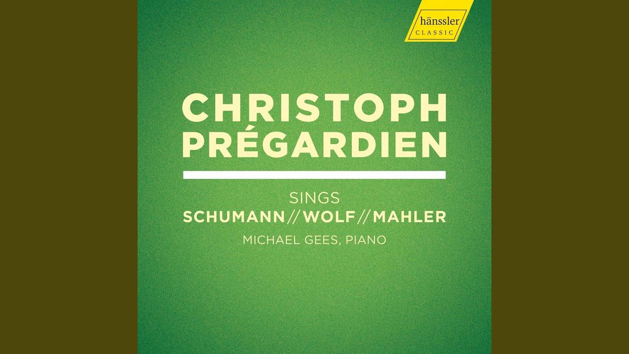 Verschwiegene Liebe, No. 3 from Eichendorff Lieder
