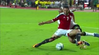 كل يوم - أغنية  مصر يا بلدى لهشام عباس إحتفالا لفوز مصر على غانا