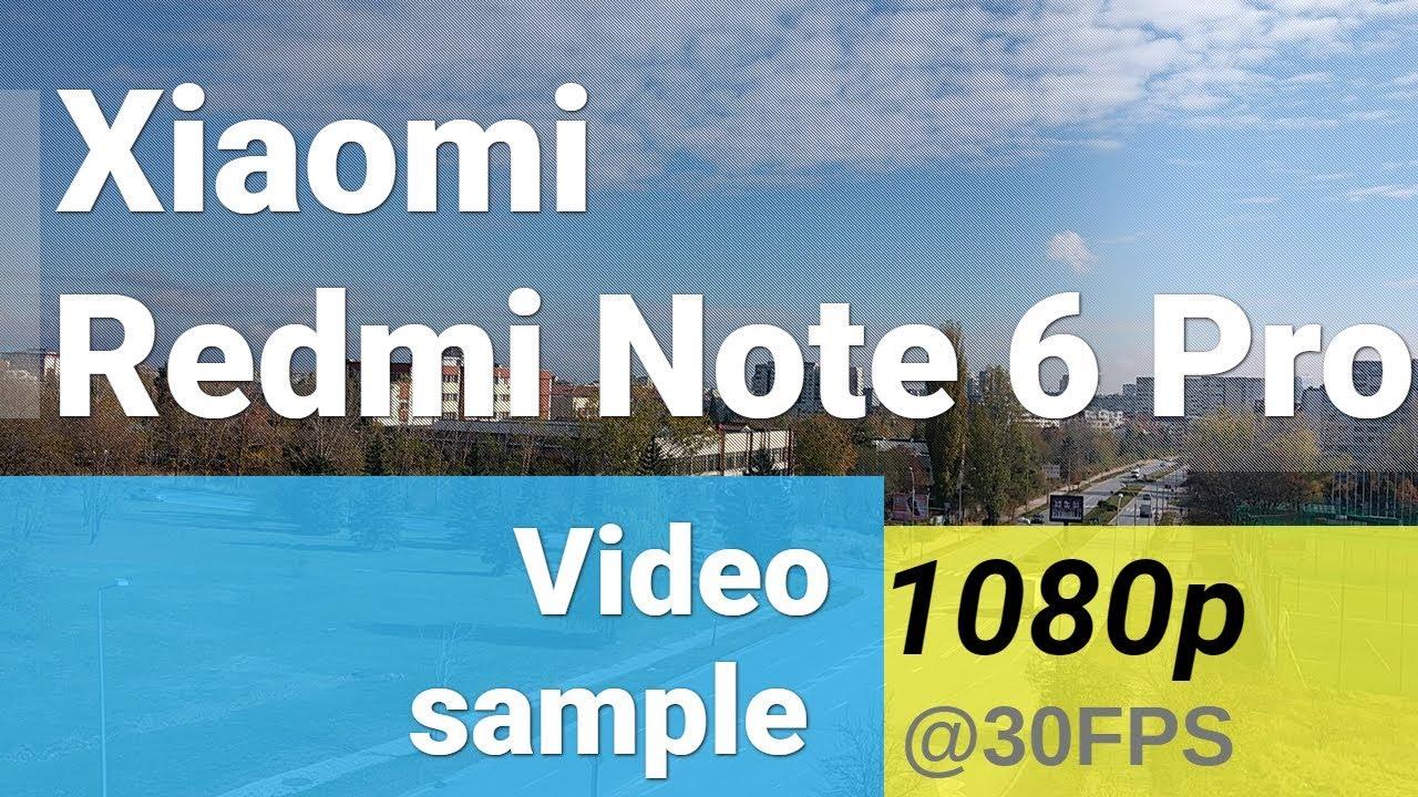 Xiaomi Redmi Note 6 Pro review: Camera