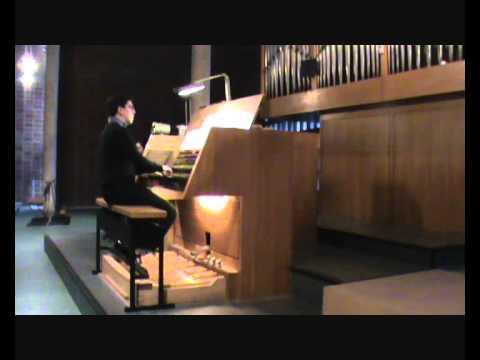 """Brahms -  Choralvorspiele """"Schmücke dich, o liebe Seele"""" Op. 122 N. 5"""
