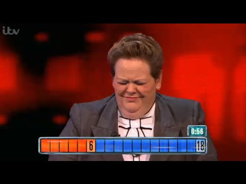 The Chase (ITV) - The Governess VS £50,000! One Player!