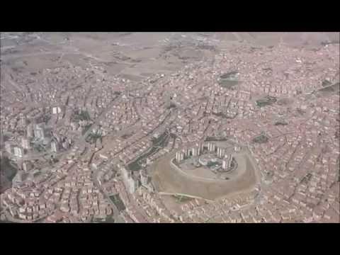 Landing to Ankara Esenboga Airport +TAXI and PARKING