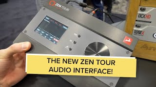NAMM 2020: Antelope Audio Zen Tour Synergy Core Audio Interface