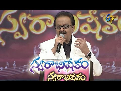 Nee Illu Bangaram Kanu Song - SP.Balasubrahmanyam Performance in ETV Swarabhishekam Fortwayne, USA
