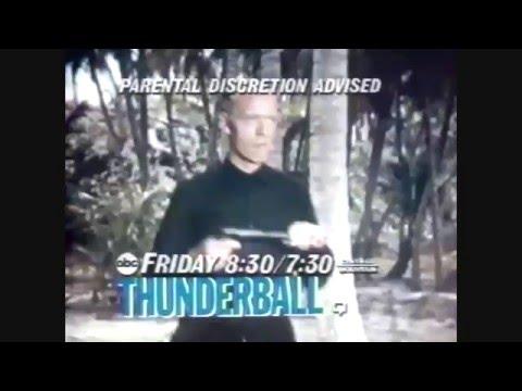 Thunderball 80s TV Spot (American Broadcasting Company)
