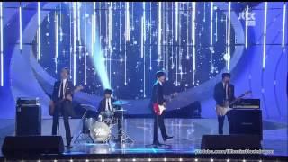 120426 CNBLUE - JTBC 48th Paeksang Arts Awards