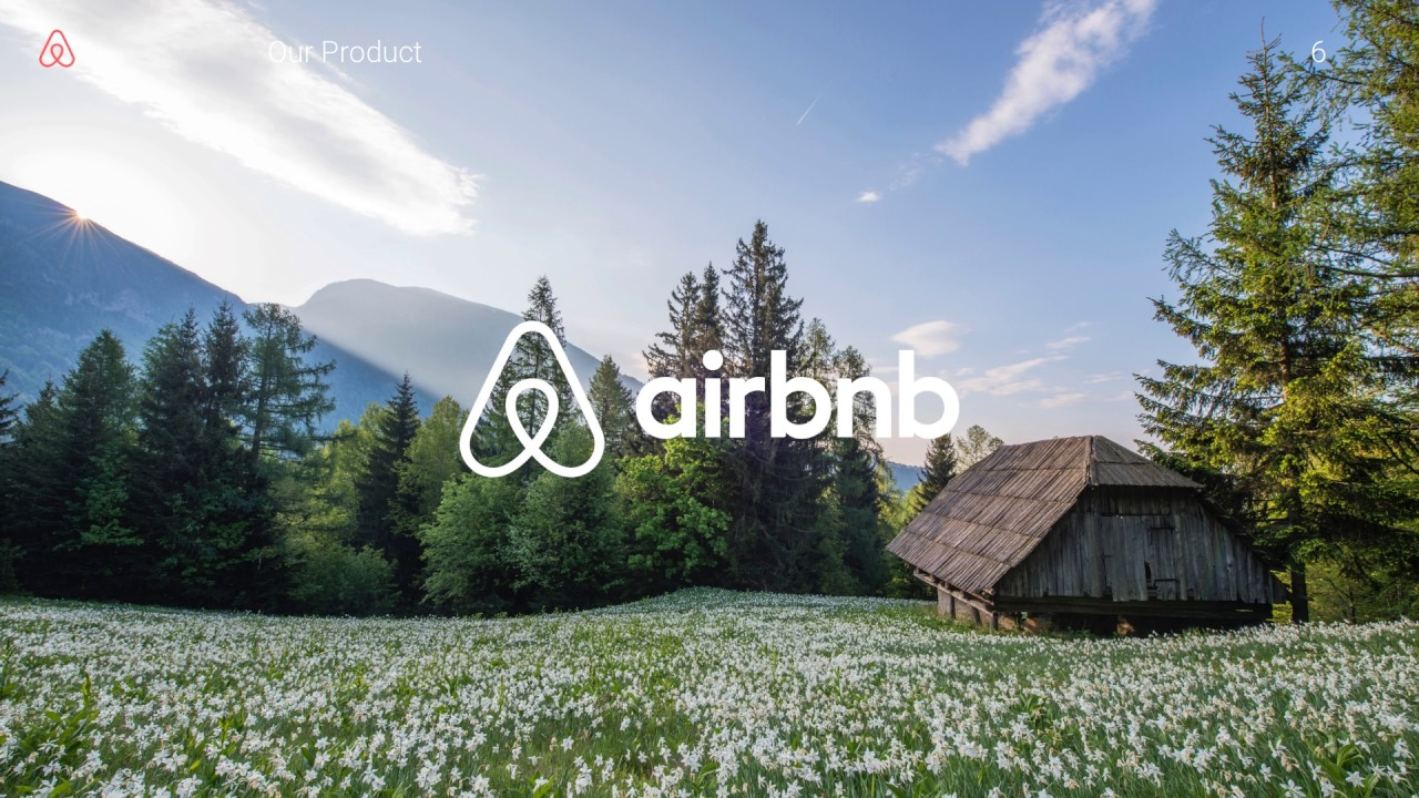 Airbnb Pitch Deck Makeover By INSCALE YouTube - Airbnb pitch deck template