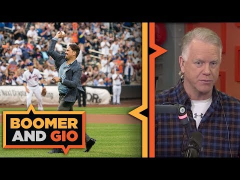 Mike Piazza BANKRUPTS Italian Soccer Team | Boomer And Gio