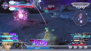 【DISSIDIA FINAL FANTASY NT】チェリー道場#110 (2019 2/21)