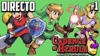 Vídeo Cadence of Hyrule - Crypt of the NecroDancer Featuring The Legend of Zelda