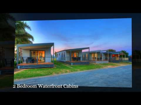2 Bedroom Waterfront Cabins - DC on the Lake