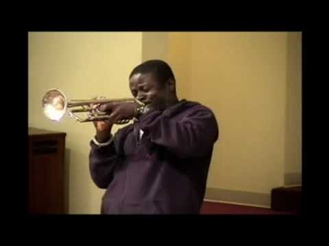 Trumpet Solo - Blessed Assurance