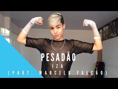 Pesadão - Iza (part. Marcelo Falcão) | Walisson Emeliano (Coreografia)