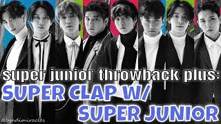 MONQ's REACTION to - SUPER JUNIOR 슈퍼주니어 'SUPER Clap'