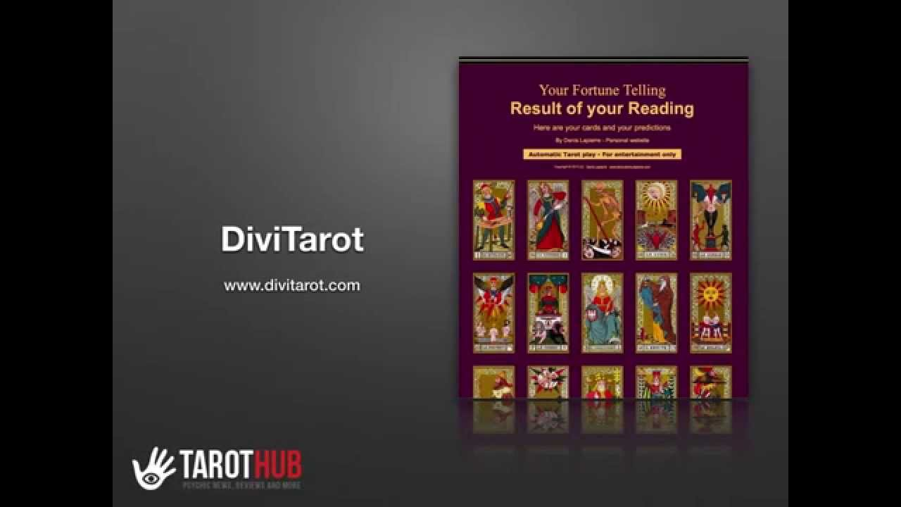 Top 10 Free Tarot Reading Sites
