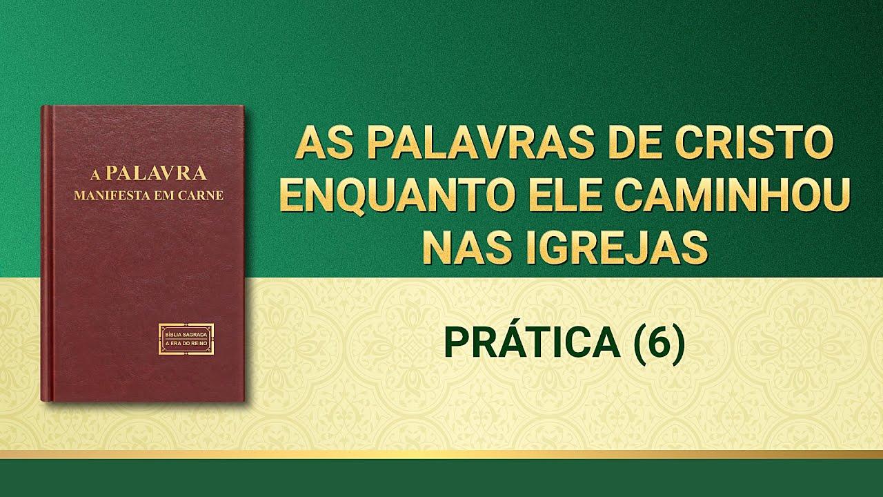 """Palavra de Deus """"Prática (6)"""""""