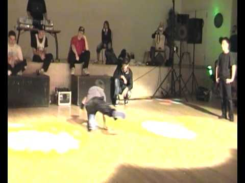 *B-Boy Sully* Battle de break enfant 2 contre 2