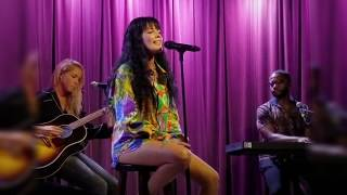 "Halsey Perform ""Graveyard"" Live @Grammy's Museum #Halsey #Graveyard #Live"