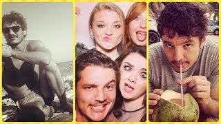 Pedro pascal (oberyn in game of thrones || javier in narcos) rare photos | family | friends