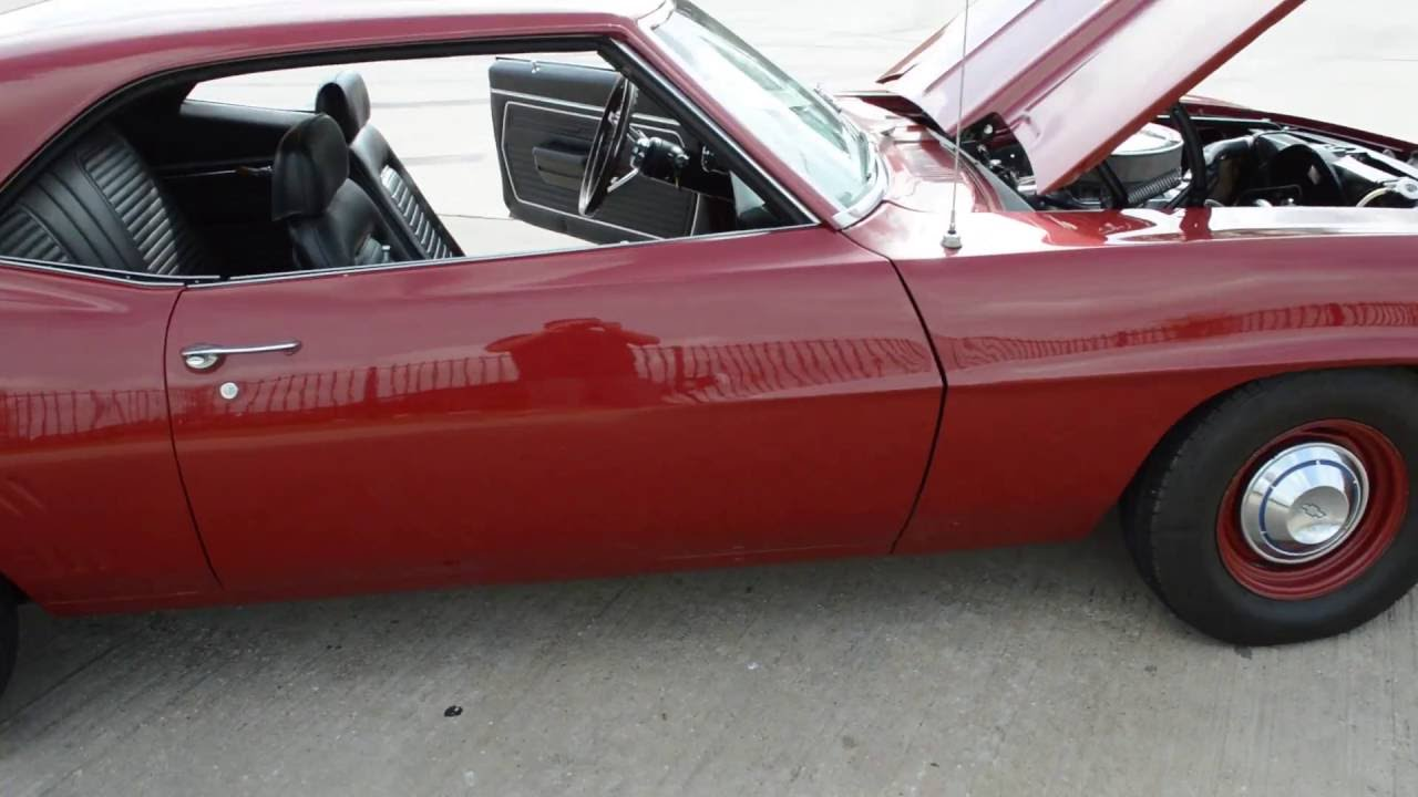 1969 Camaro COPO Clone Frank\'s Car Barn - Buy, Sell and Trade ...