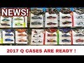HOT WHEELS 2017 Q CASE: More Images Super T-Hunt News and new models