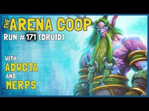 Hearthstone Arena Coop #171 (Druid)